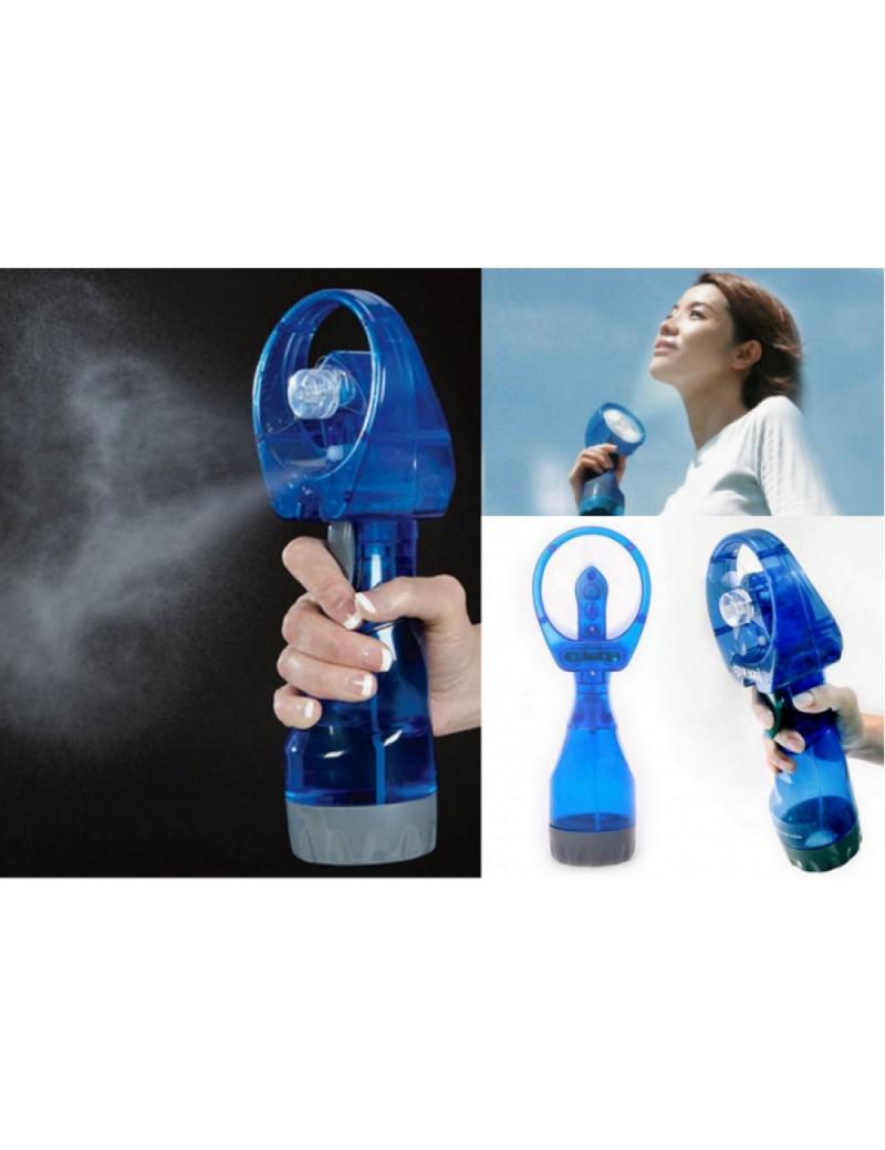 Water spray fan ventilatore spruzzino nebulizzatore for Lettino estetista portatile