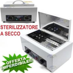 STERILIZZATORE A SECCO STERILIZZATRICE PROFESSIONALE CH360T PER ESTETISTA MEDICO DENTALE TATUAGGIO