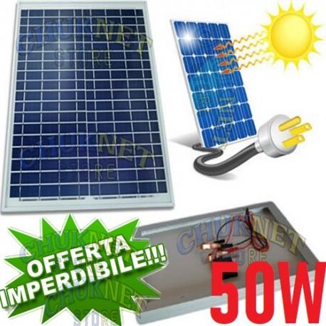 Collegare il pannello solare a casa