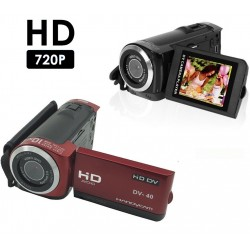 VIDEOCAMERA TELECAMERA HD 12MP TF ZOOM DIGITALE FOTOCAMERA MONITOR ACTION CAMERA